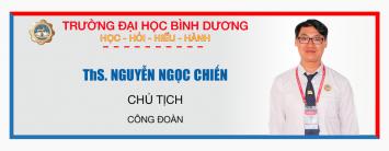 THS NGUYEN NGOC CHIEN CHU TICH CONG DOAN